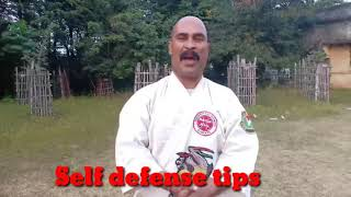 Martial art self defense best pressure point tips