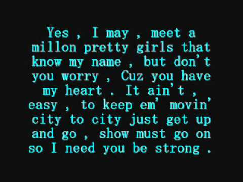 Big Time Rush - Worldwide Lyrics on Screen and Download link