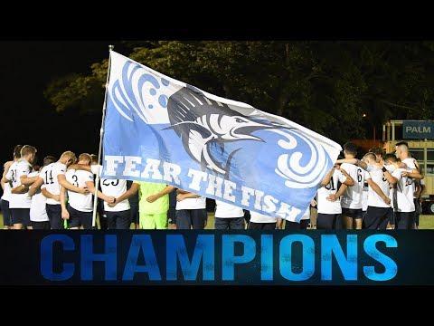 PBA Men's Soccer II 2018-19 End-Of-Season Highlight Video