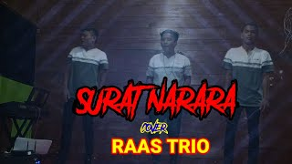 SURAT NARARA - Jeck Marpaung   cover Raas Trio