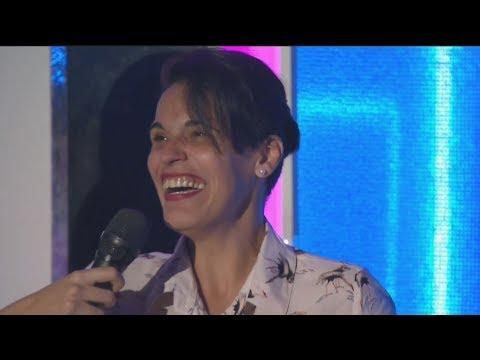¿Ella tiene la risa más contagiosa del mundo?