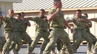 Tongan Marines War Dance - Don