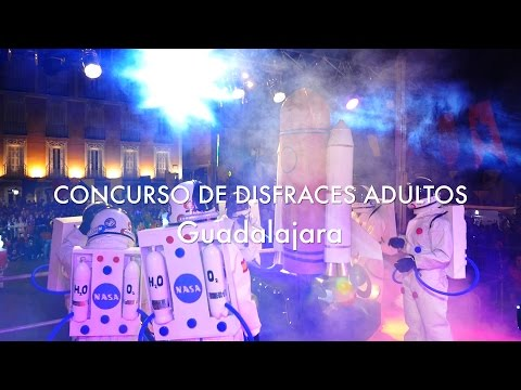 CONCURSO DE DISFRACES ADULTOS, GUADALAJARA 2017