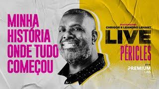 Live Péricles - Com Chrigor e Leandro Lehart (Minha História, Onde Tudo Começou)