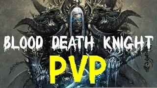 WoW Legion - 🛡️ Blood Death Knight PvP - Temple of Kotmogu - 2017-05-01