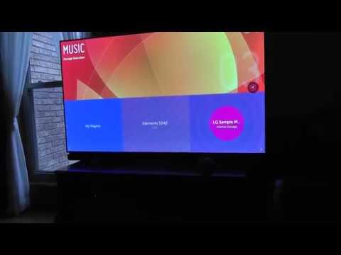 LG OLED TV Perfect Black & PERFECT BURN IN
