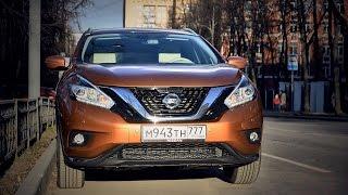 сергей Асланян: обзор Nissan Murano