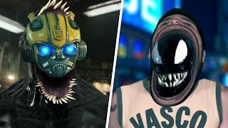 VENOM Transformations (We are VENOM) Compilation #1