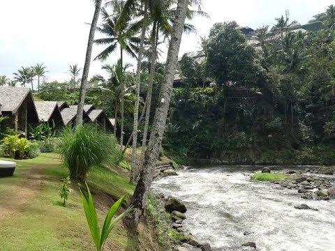 Ayung River, Ubud, Bali - White Water Rafting