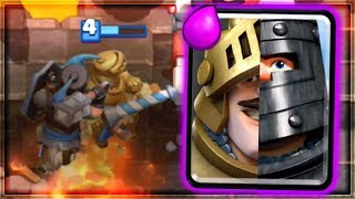 Clash Royale - DOUBLE PRINCE IS BACK!