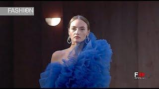 HOUSE OF MUAMUA Arab Fashion Week Resort 2019 Dubai - Fashion Channel