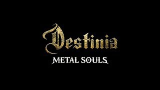 Nozomu Wakai's DESTINIA『METAL SOULS』2018年5月23日発売!①