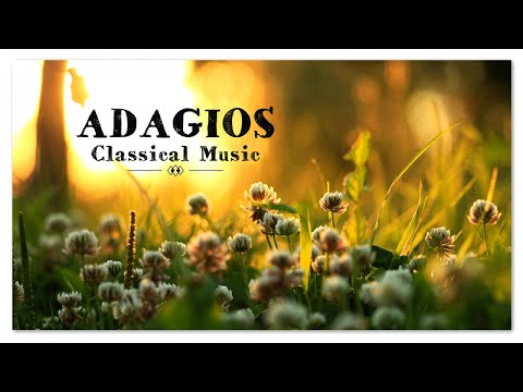 adagios-|-best-relaxing-classical-music-ever-|-soothing-relief-meditation-reading-music