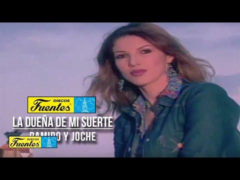 La Dueña De Mi Suerte - Ramiro y Joche  ( Video Oficial ) / Discos Fuentes