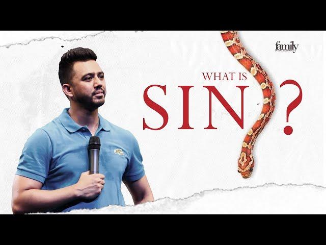 What is SIN? | Ps. Ankit Sajwan | FOLJ Church