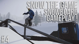 SNOW The Game - Snowboarding Gameplay #4