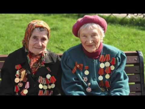 Слава героизму русской женщины!!!! Гимн Михаила Исаковского и Олега Лихачева!!!!