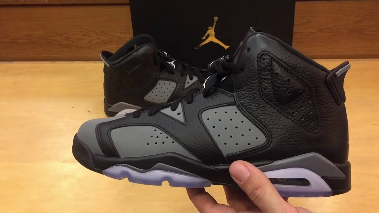 online retailer 2dfb4 c293a Retro 6 Cool Grey GS Early Access Review