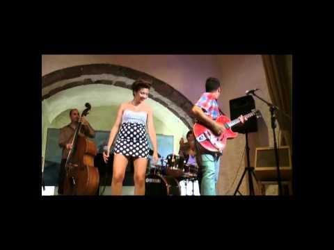 """Penny & The Swingin΄ Cats """"kokoriko"""" live at Megaro Gyzi Festival 2011.wmv"""