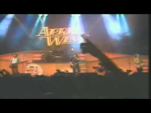 APRIL WINE - ROLLER - HD LIVE @ CEDAR RAPIDS,IA SEPT 24 1982