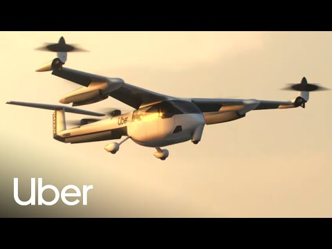 UBER AIR: Our Vision | Uber Elevate | Uber
