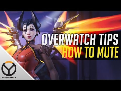 how to get your mic to work on overwatch