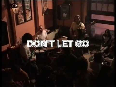 "GROOVEJET Band-""Don't Let Go"""