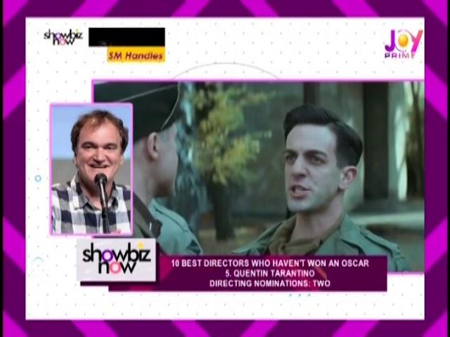 Showbiz Now on Joy Prime B (17-8-18)