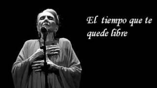 Play El Tiempo Que Te Quede Libre