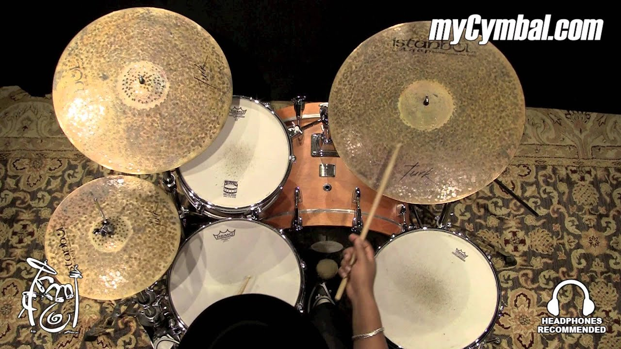 istanbul agop 21 turk jazz ride cymbal played by terence clark tjr21 1041315ee youtube. Black Bedroom Furniture Sets. Home Design Ideas