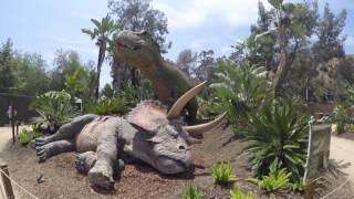 LA Zoo Dinosaurs Unextinct 2016