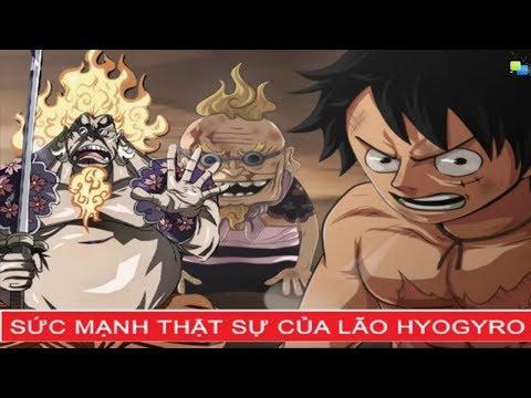 Sức mạnh của ông trùm cũ thế giới ngầm Hyogoro  chủ tịch giả vờ thử lòng Luffy và cái kết