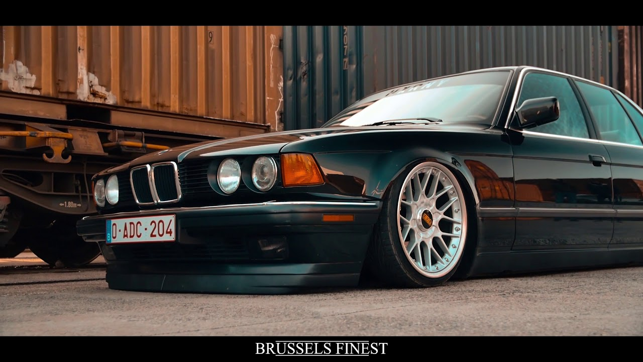 Quints Stanced Bmw E32 Youtube