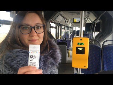Как проехать общественным транспортом