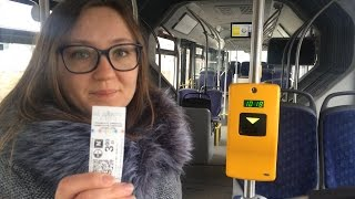 #4 Вроцлав. Как пользоваться городским транспортом(В этом видео вы узнаете все о городском транспорте во Вроцлаве. Где и как можно купить билет, какие существу..., 2017-01-05T20:47:07.000Z)
