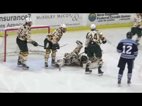 2016-17 Hockey East Highlights