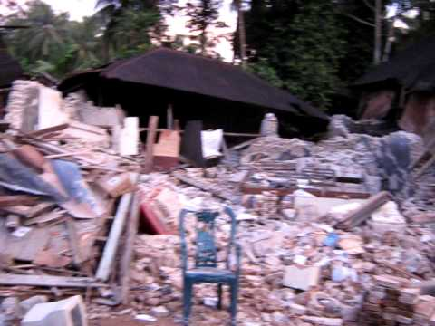 VJMCharities ...Pariaman,Padang,West Sumetra Indonesia, 30 sep 2009  Earthquake