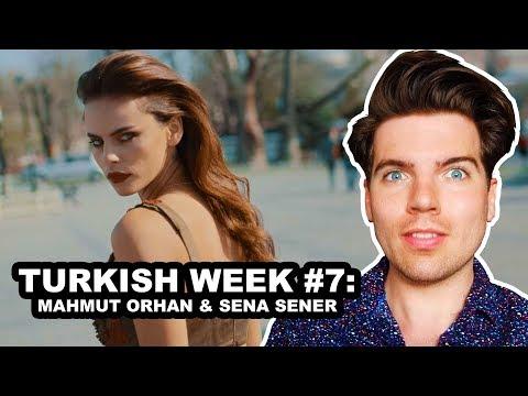 REACTION: MAHMUT ORHAN - FEEL FT. SENA SENER | TURKISH WEEK #7