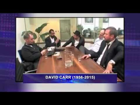 Views of the News: Remembering David Carr