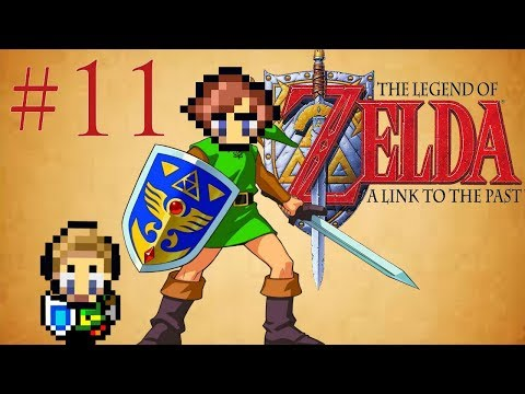 The Legend of Zelda: A Link to the Past Part 11: Weird Jelly