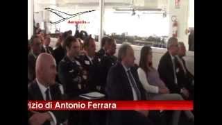 Nuovo stabilimento di Aero Sekur in Campania