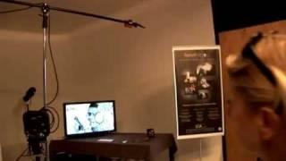 Demonstration 3D sans lunettes au studio Pin Up.mp4
