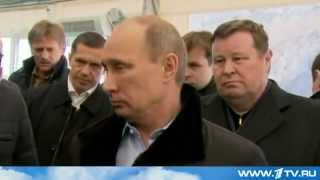 Путин уволил лишь 'шестёрку-вора' :-))