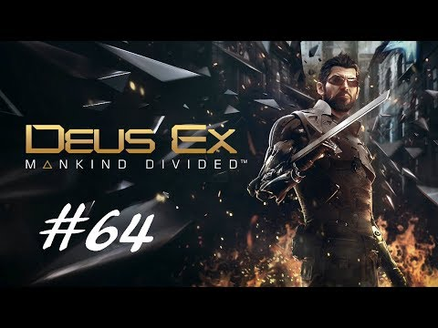 Deus Ex Mankind Divided pt 64 To London!