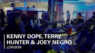Kenny Dope, Terry Hunter & Joey Negro Interview Boiler Room X Southport Weekender