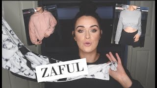ZAFUL Clothing Try-On Haul | January 2018