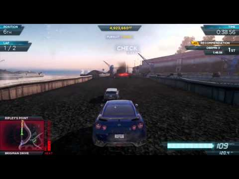 What Is Slipstreaming? Aero Body Pro SINGLE PLAYER - Need For Speed: Most Wanted (2012)