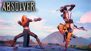 Absolver - Online Martial Arts Game! (3D Melee Fighting & Exploration) Absolver Gameplay Part 1