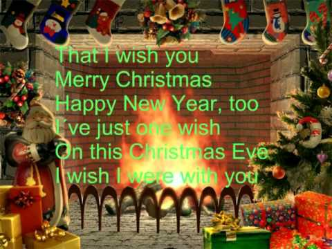 Merry Christmas darling - Glee Cast - Lyrics