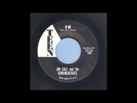 Jim Dale - V W - Rockabilly 45